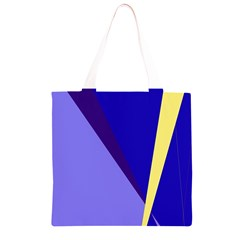 Geometrical abstraction Grocery Light Tote Bag