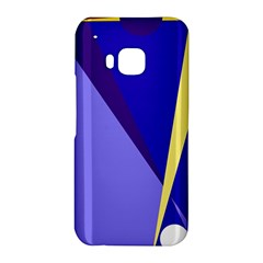 Geometrical abstraction HTC One M9 Hardshell Case