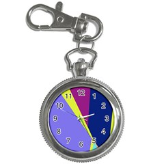 Geometrical abstraction Key Chain Watches