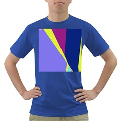 Geometrical abstraction Dark T-Shirt