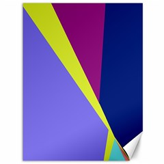 Geometrical abstraction Canvas 36  x 48