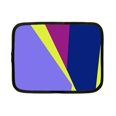 Geometrical abstraction Netbook Case (Small)