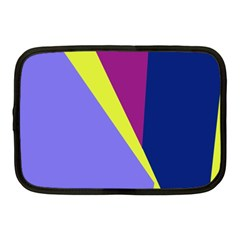 Geometrical abstraction Netbook Case (Medium)
