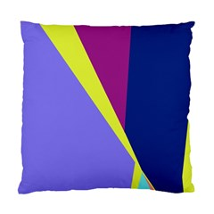 Geometrical abstraction Standard Cushion Case (Two Sides)