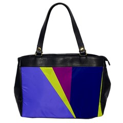 Geometrical abstraction Office Handbags