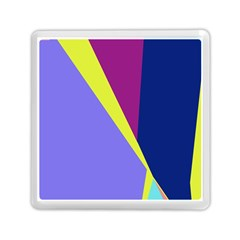 Geometrical abstraction Memory Card Reader (Square)