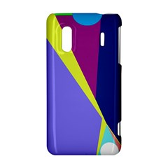 Geometrical abstraction HTC Evo Design 4G/ Hero S Hardshell Case