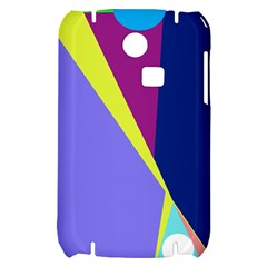 Geometrical abstraction Samsung S3350 Hardshell Case