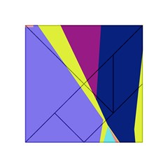 Geometrical abstraction Acrylic Tangram Puzzle (4  x 4 )