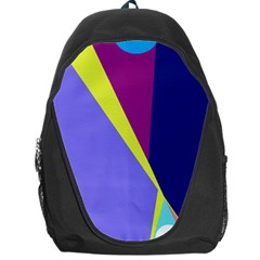 Geometrical abstraction Backpack Bag