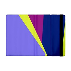 Geometrical abstraction Apple iPad Mini Flip Case