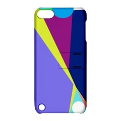 Geometrical abstraction Apple iPod Touch 5 Hardshell Case with Stand