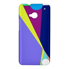 Geometrical abstraction HTC One M7 Hardshell Case