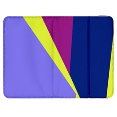 Geometrical abstraction Samsung Galaxy Tab 7  P1000 Flip Case
