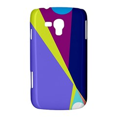 Geometrical abstraction Samsung Galaxy Duos I8262 Hardshell Case