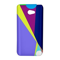 Geometrical abstraction HTC Butterfly S/HTC 9060 Hardshell Case