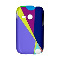 Geometrical abstraction Samsung Galaxy S6310 Hardshell Case