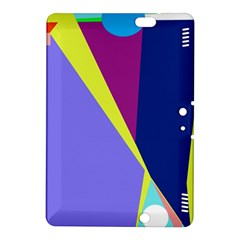 Geometrical abstraction Kindle Fire HDX 8.9  Hardshell Case