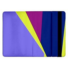 Geometrical abstraction Samsung Galaxy Tab Pro 12.2  Flip Case