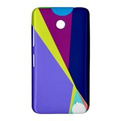 Geometrical abstraction Nokia Lumia 630