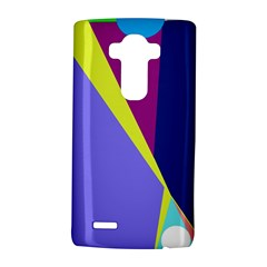Geometrical abstraction LG G4 Hardshell Case