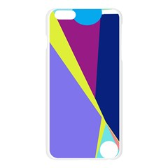 Geometrical abstraction Apple Seamless iPhone 6 Plus/6S Plus Case (Transparent)