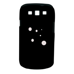 White dots Samsung Galaxy S III Classic Hardshell Case (PC+Silicone)
