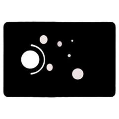 White dots Kindle Fire HDX Flip 360 Case