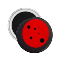Red circle 2.25  Magnets