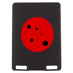 Red circle Kindle Touch 3G