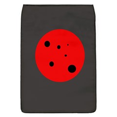 Red circle Flap Covers (L)