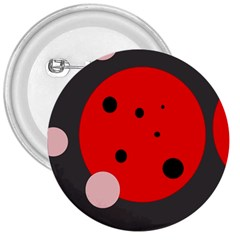 Red and pink dots 3  Buttons