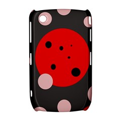 Red and pink dots Curve 8520 9300