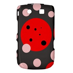 Red and pink dots Torch 9800 9810