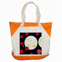 Abstract moon Accent Tote Bag