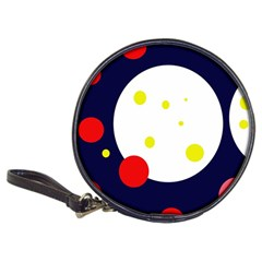 Abstract moon Classic 20-CD Wallets
