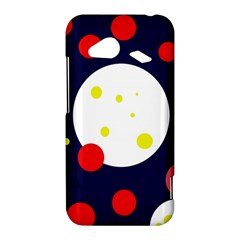Abstract moon HTC Droid Incredible 4G LTE Hardshell Case