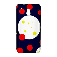 Abstract moon HTC One Mini (601e) M4 Hardshell Case