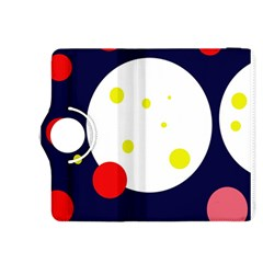 Abstract moon Kindle Fire HDX 8.9  Flip 360 Case