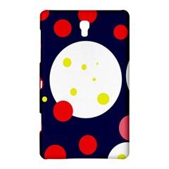 Abstract moon Samsung Galaxy Tab S (8.4 ) Hardshell Case