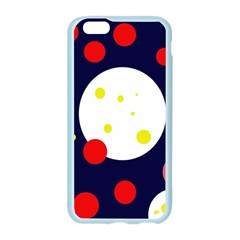 Abstract moon Apple Seamless iPhone 6/6S Case (Color)