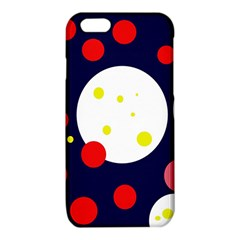 Abstract moon iPhone 6/6S TPU Case