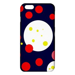 Abstract moon iPhone 6 Plus/6S Plus TPU Case