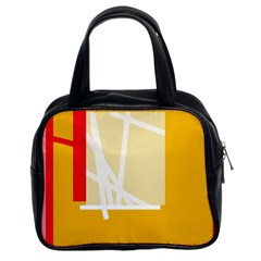 Basketball Classic Handbags (2 Sides)