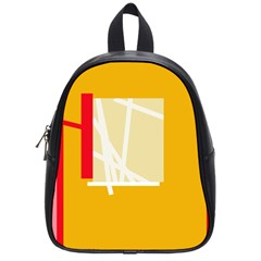 Basketball School Bags (Small)