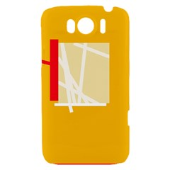 Basketball HTC Sensation XL Hardshell Case