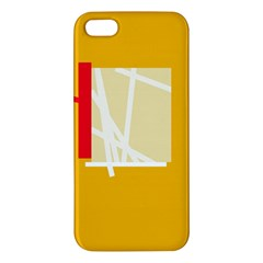 Basketball Apple iPhone 5 Premium Hardshell Case
