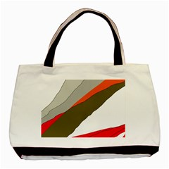 Decorative abstraction Basic Tote Bag
