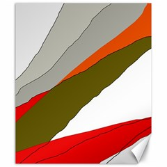 Decorative abstraction Canvas 20  x 24