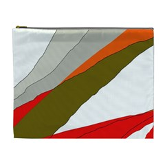 Decorative abstraction Cosmetic Bag (XL)